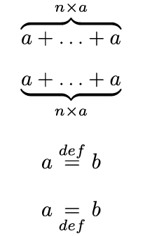LaTeX] Math Accents