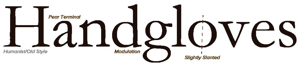 TypographyHumanist