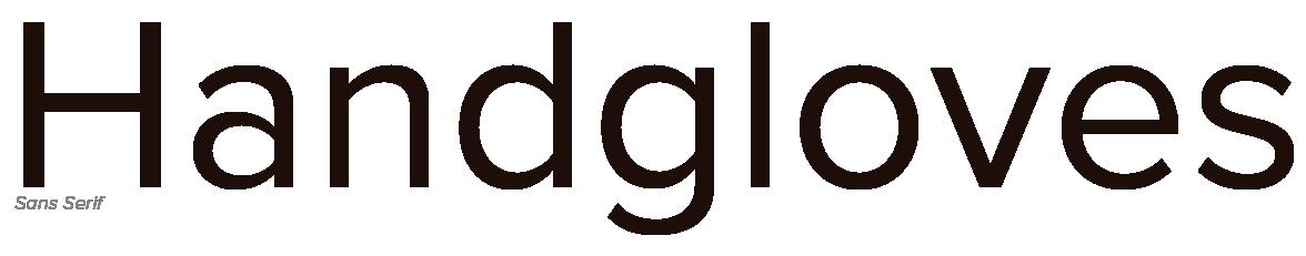 TypographySansSerifTypefaces