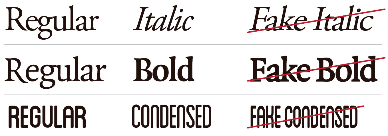 TypographyStylesFake