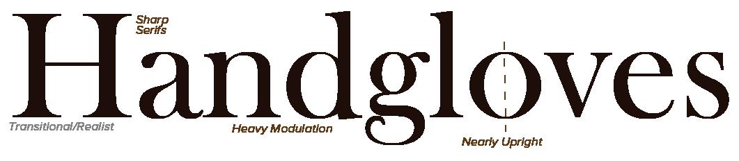 TypographyTransitional