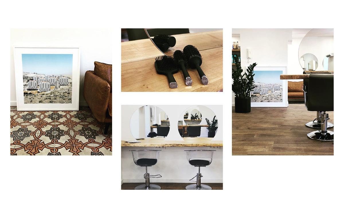 photo salon l'artisan Coiffeur by M