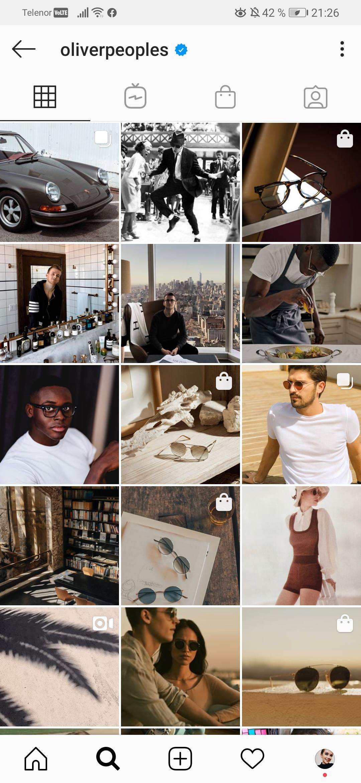 Institutt for Scenekunst,  Musikk og studio - Markedsføring på Instagram - et sosiologisk perspektiv