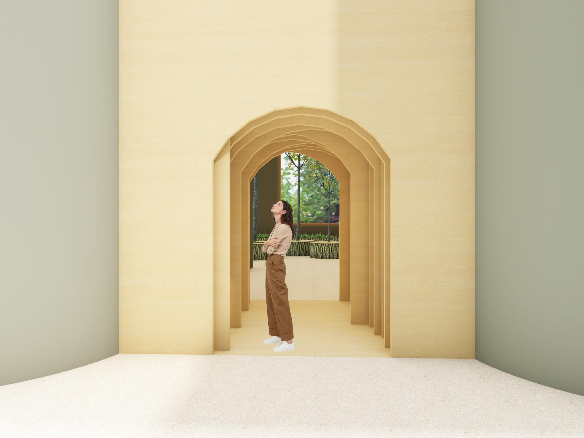 Westerdals Institutt for Kommunikasjon og Design - Sanselig Park - med hovedfokus på universell utforming