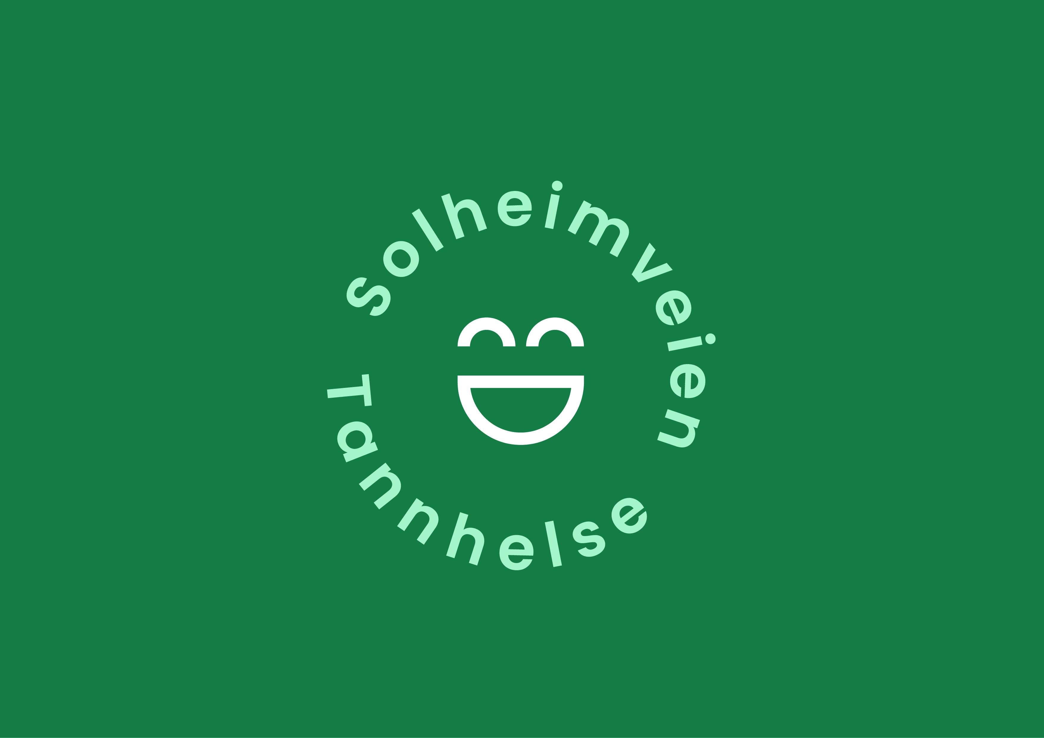 Westerdals institutt for kreativitet, fortelling og design - Visuell identitet for Solheimveien tannhelse