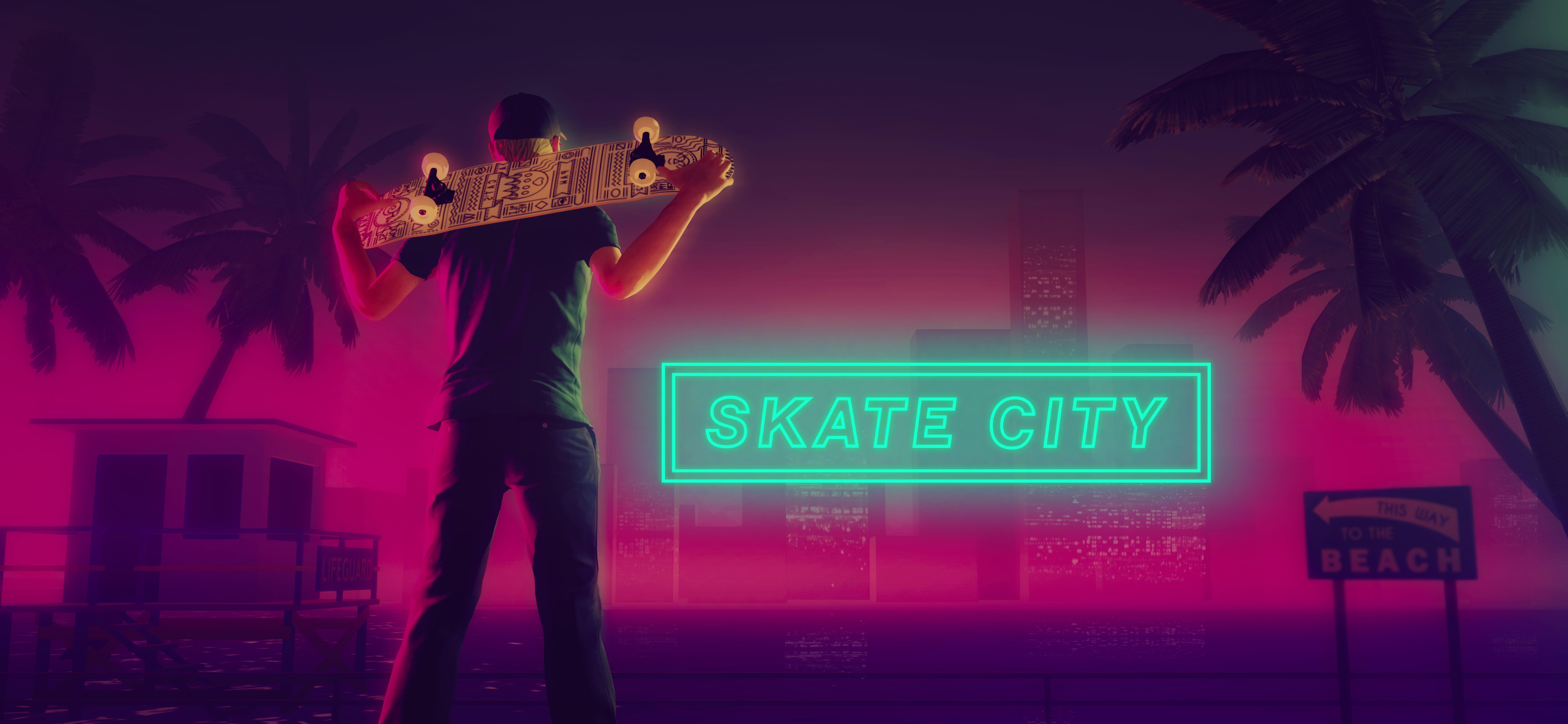 Westerdals institutt for film og medier - Pro Skate for Skate City