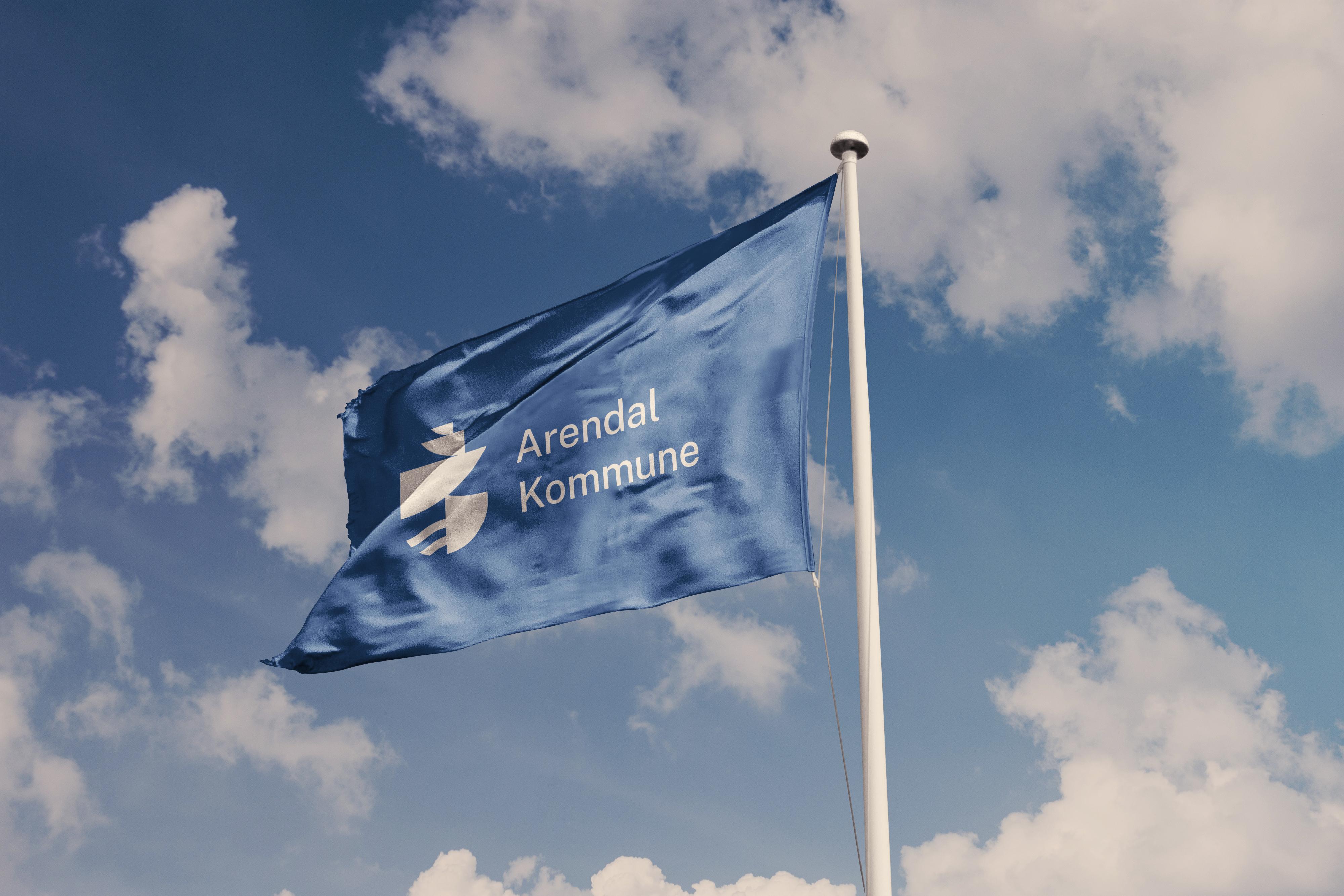 Westerdals institutt for kreativitet, fortelling og design - Visuell identitet for en kystkommune