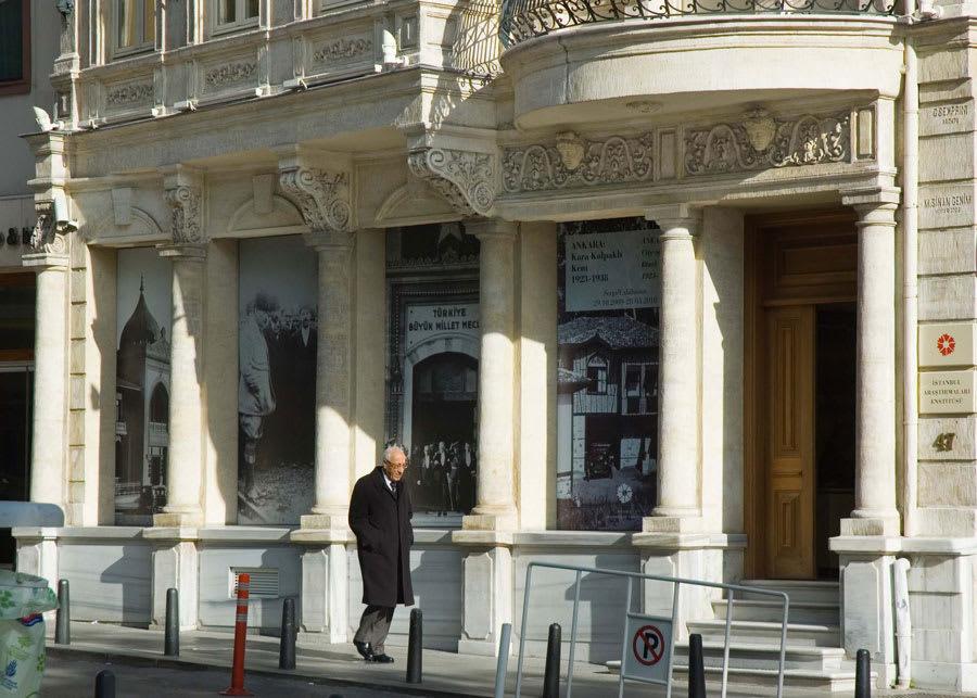 İstanbul Araştırmaları Enstitüsü