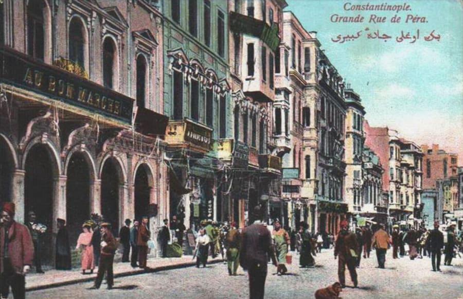 Yaşadığın Yeri Tanı: İstanbul