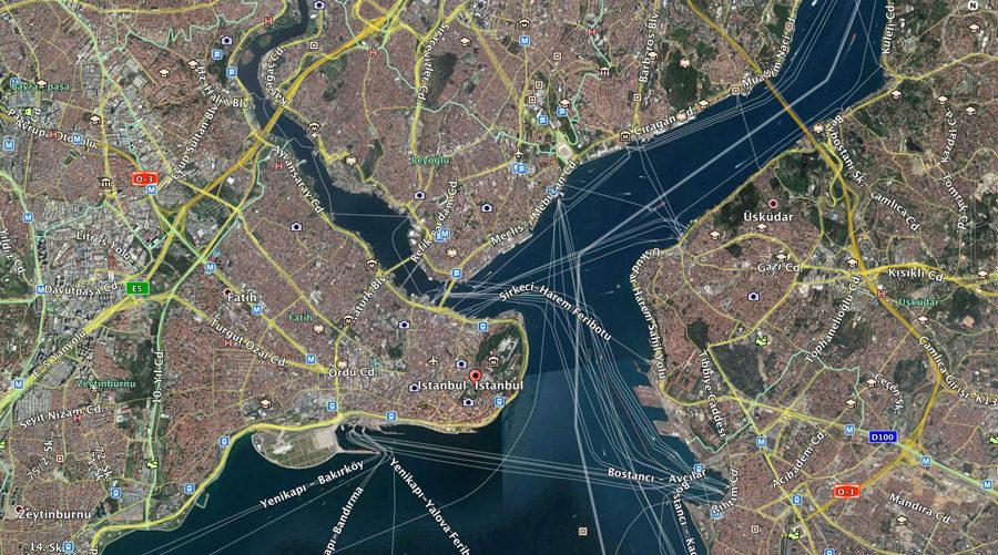 Google Earth İstanbul
