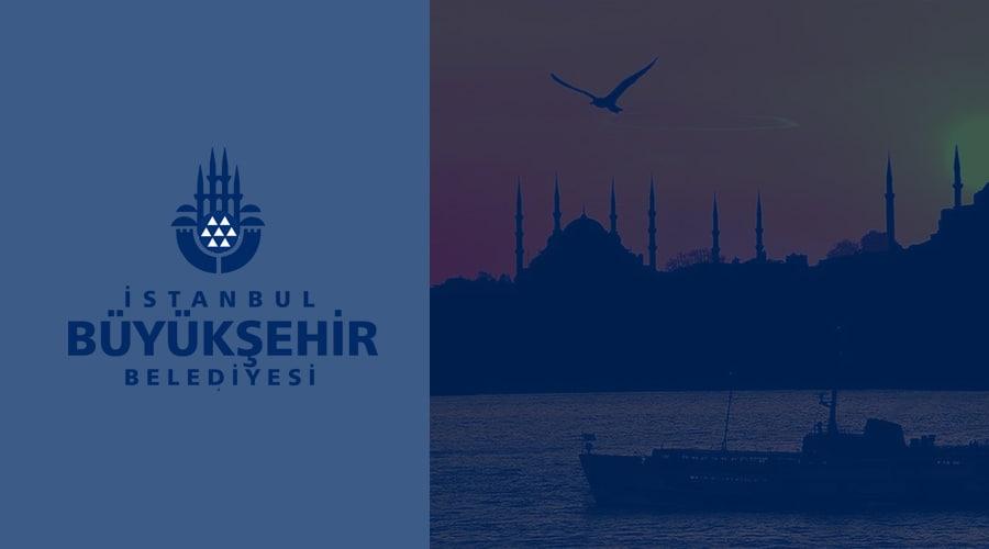 İstanbul Belediyesi Logosundaki Tepeler