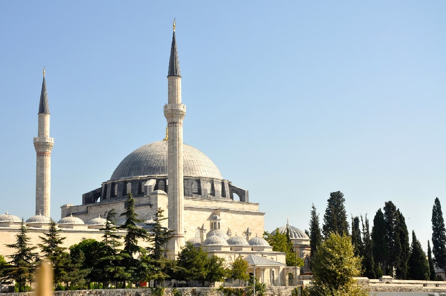 Yavuz Sultan Selim Cami