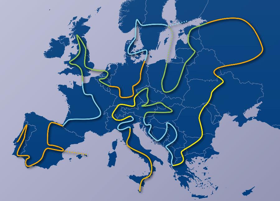 The European Route of Historic Theatres
