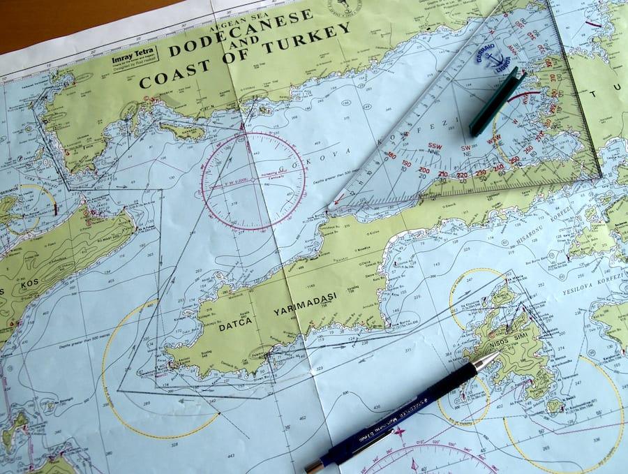 Mar Egeu / Aegean Sea / Ege Denizi