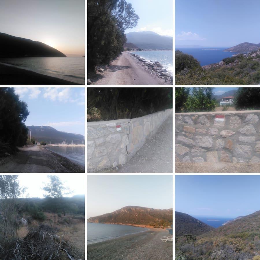 Karia Yolu - Datça Yarımadası