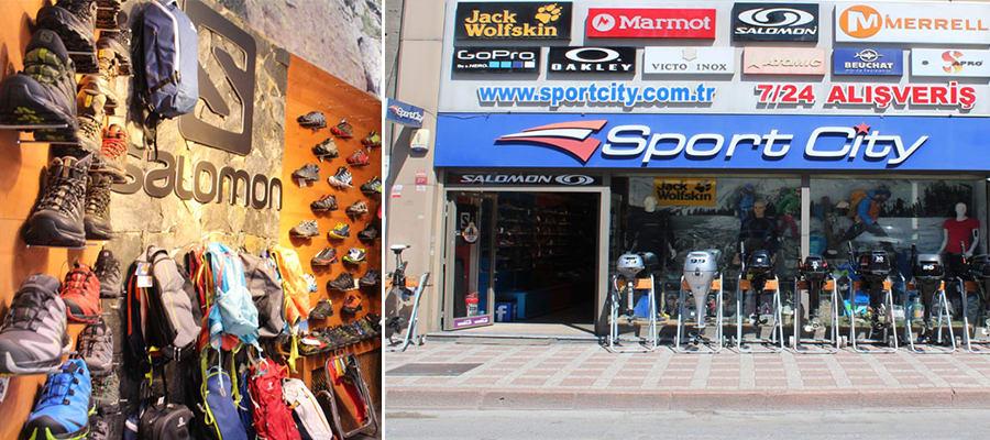 Türkiye'deki Outdoor Mağazaları