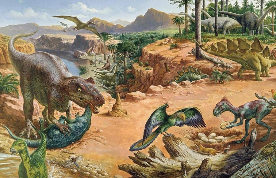 Jurassic Devri