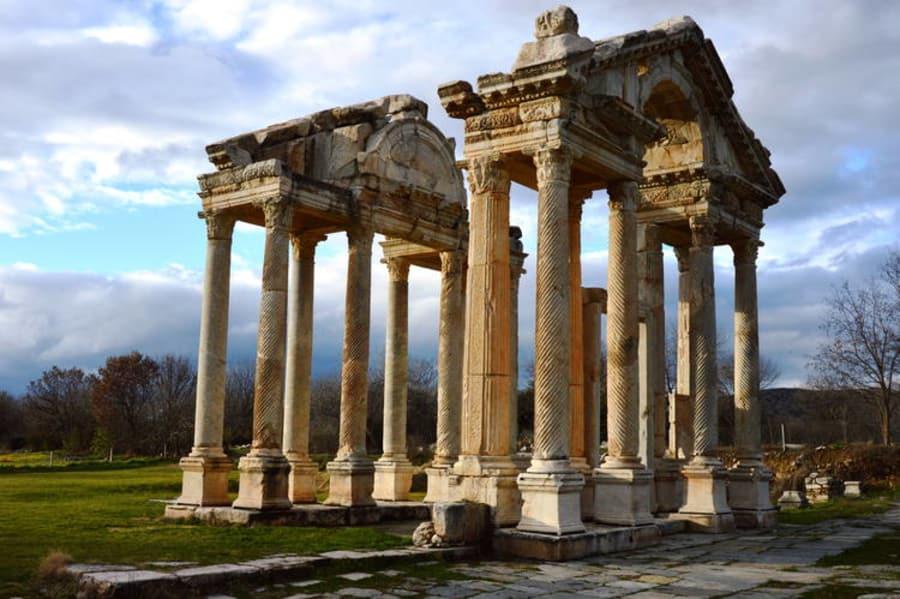 UNESO - Türkiye Kültür Mirası - Aphrodisias