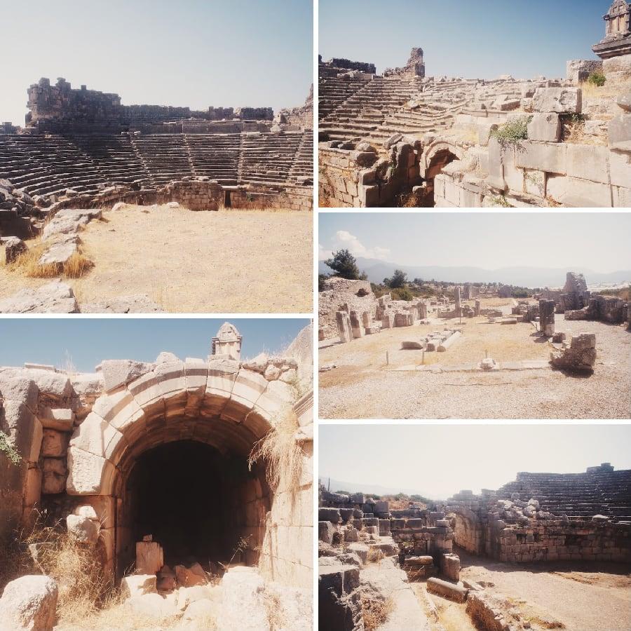 Culture Routes: Likya Yolu (Lycian Way)