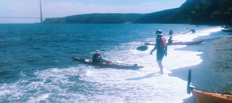 Anadolu Kavağı - Keçilik Koyu Deniz Kayağı