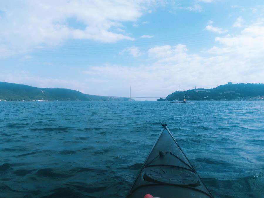 Beykoz - Keçilik Koyu Sea Kayak Turu