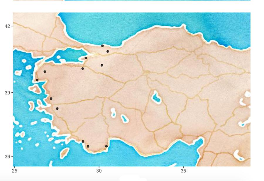 Türkiye'deki Permakültür Çiftlikleri