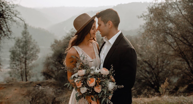 Mariage à l'inspiration boho