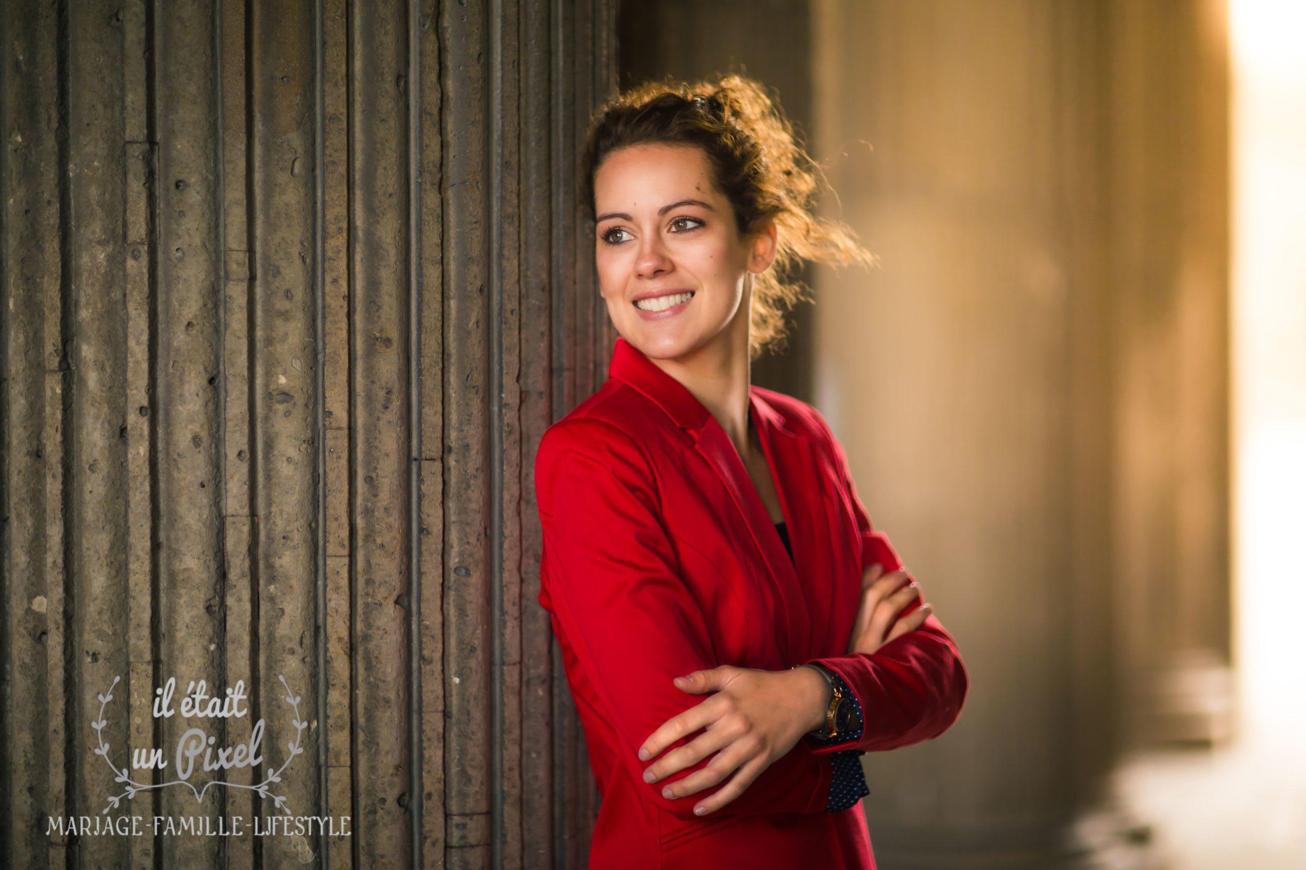 Angélique, fondatrice de l'agence Evidemment Events, Wedding Planner éco-responsable à Lyon répond à nos questions