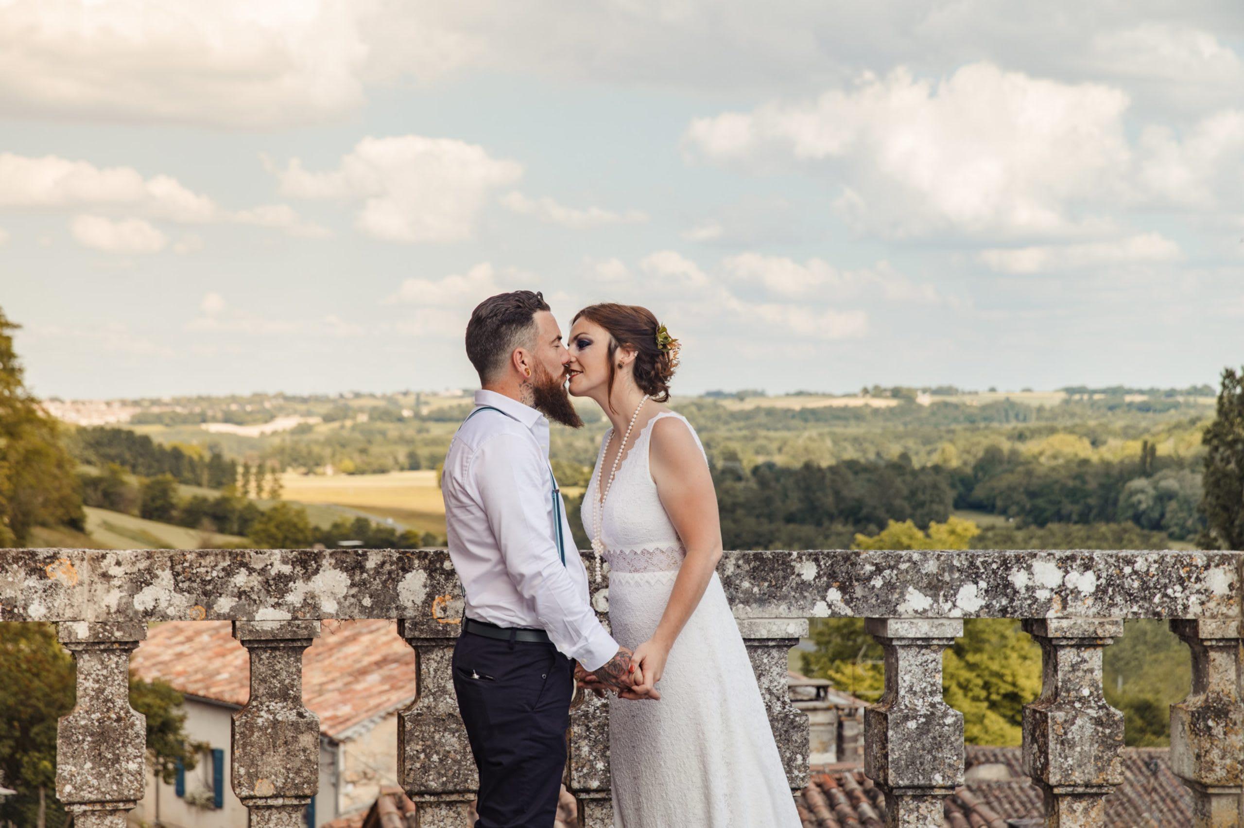 Mariage éco-responsable en Gascogne