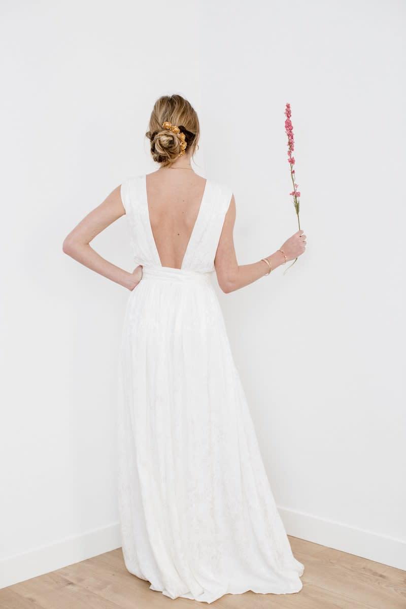 Trouver sa robe de mariée éco-responsable et éthique à Paris