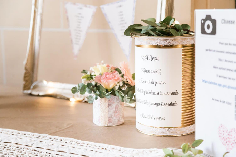 3 Astuces pour une décoration de mariage originale et unique