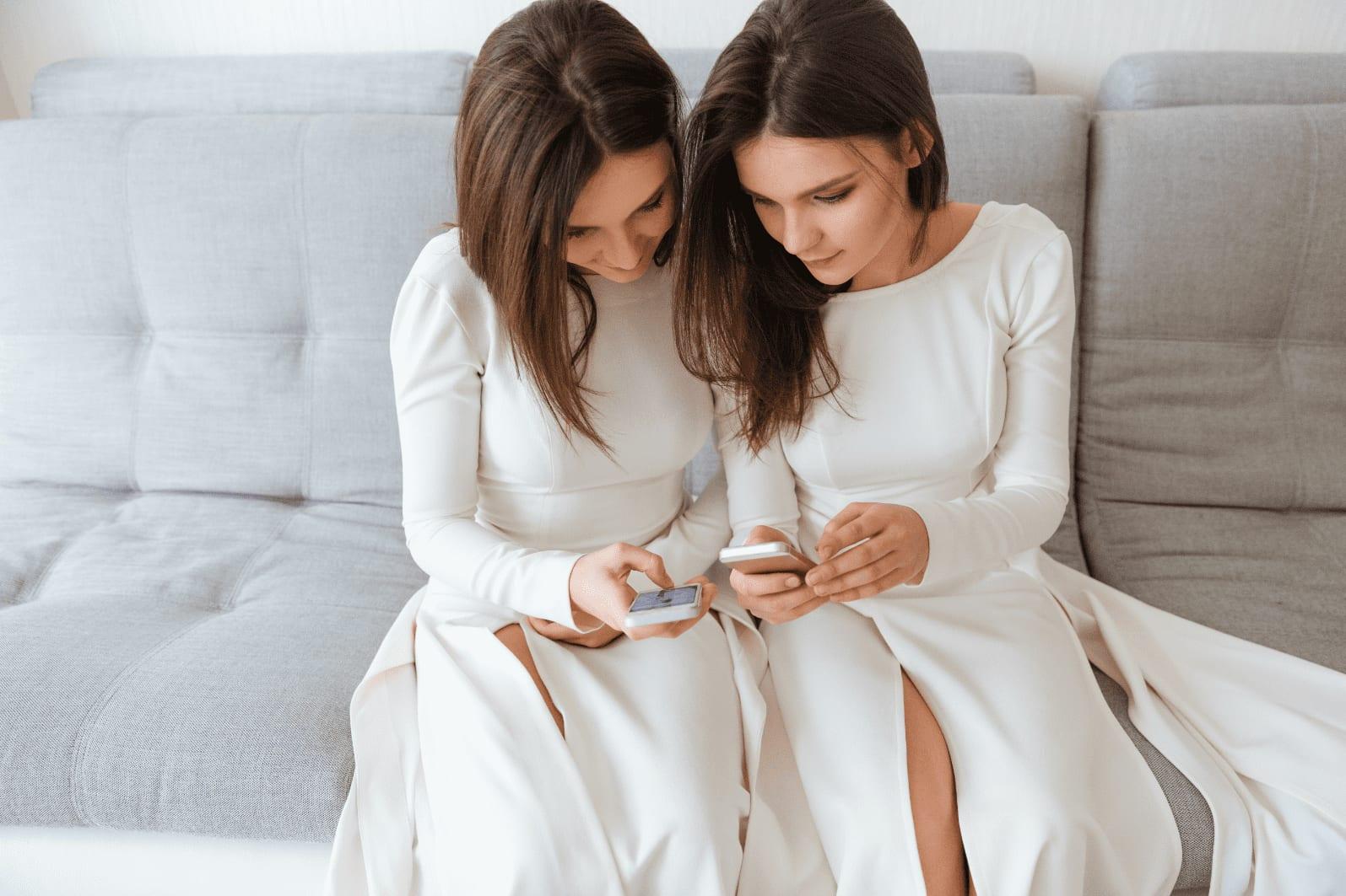 Location de vêtements.  Un bon concept pour les mariages?