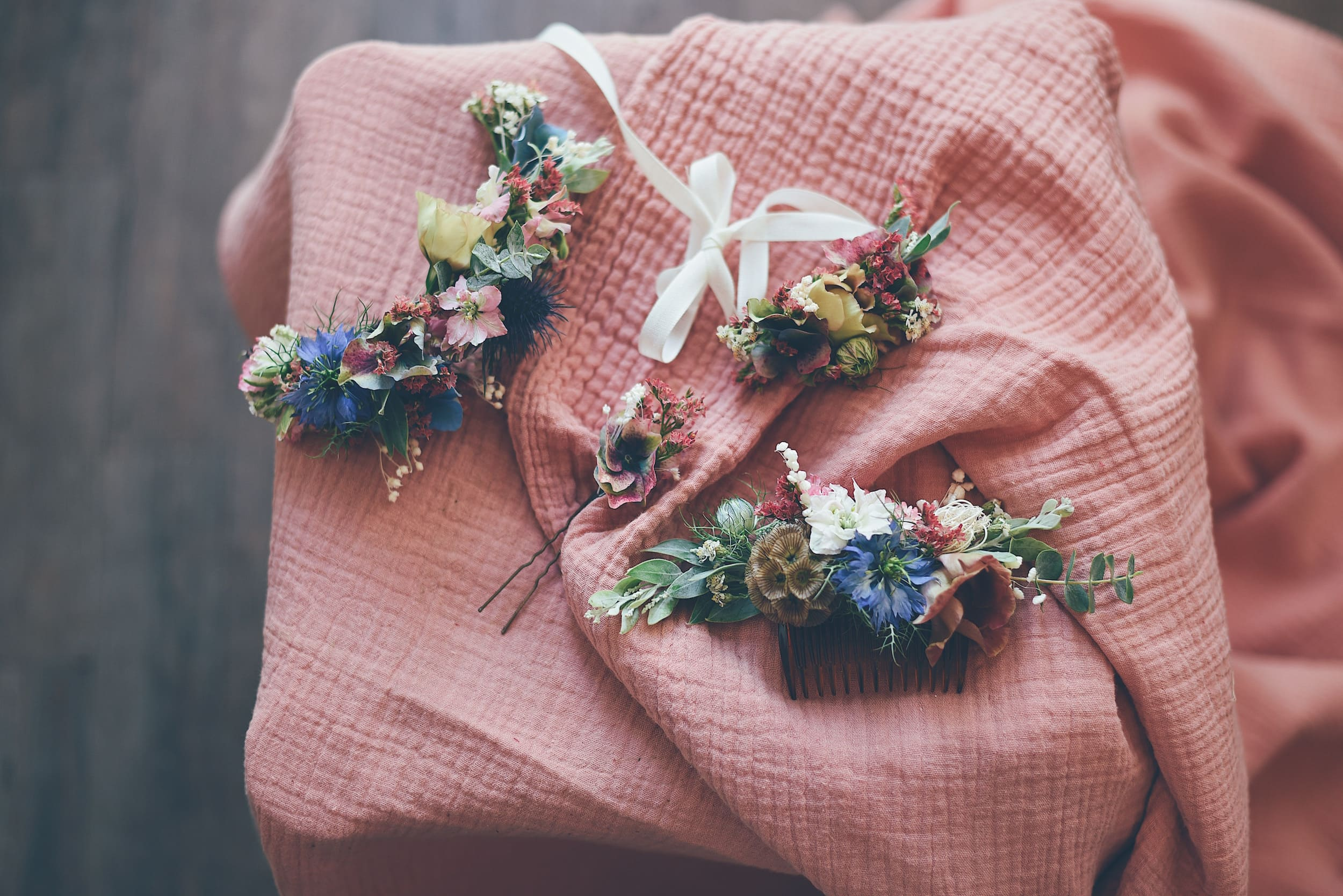 Optez pour une décoration florale zéro-déchet avec Atelier Garlantez