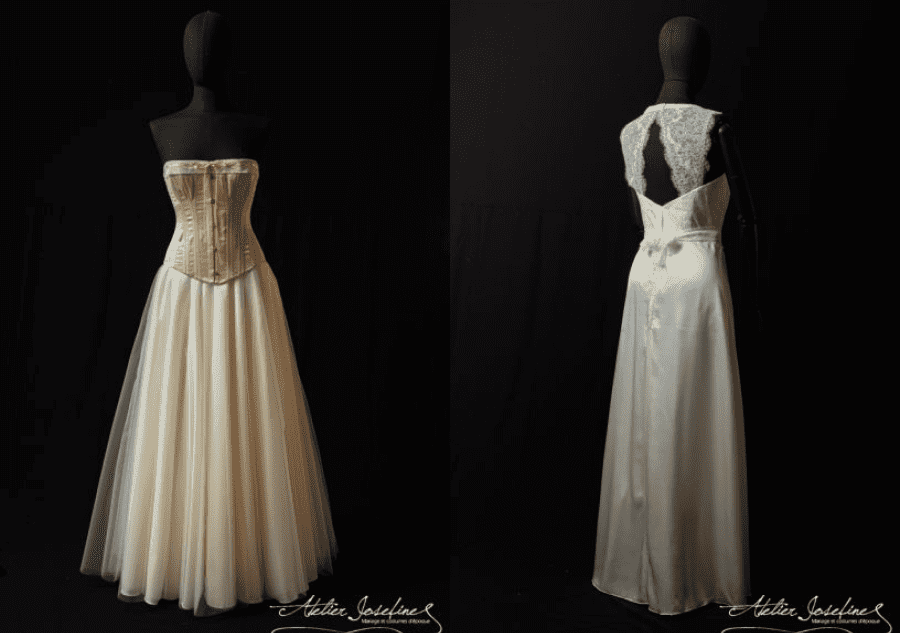 Mariage et costumes d'époque
