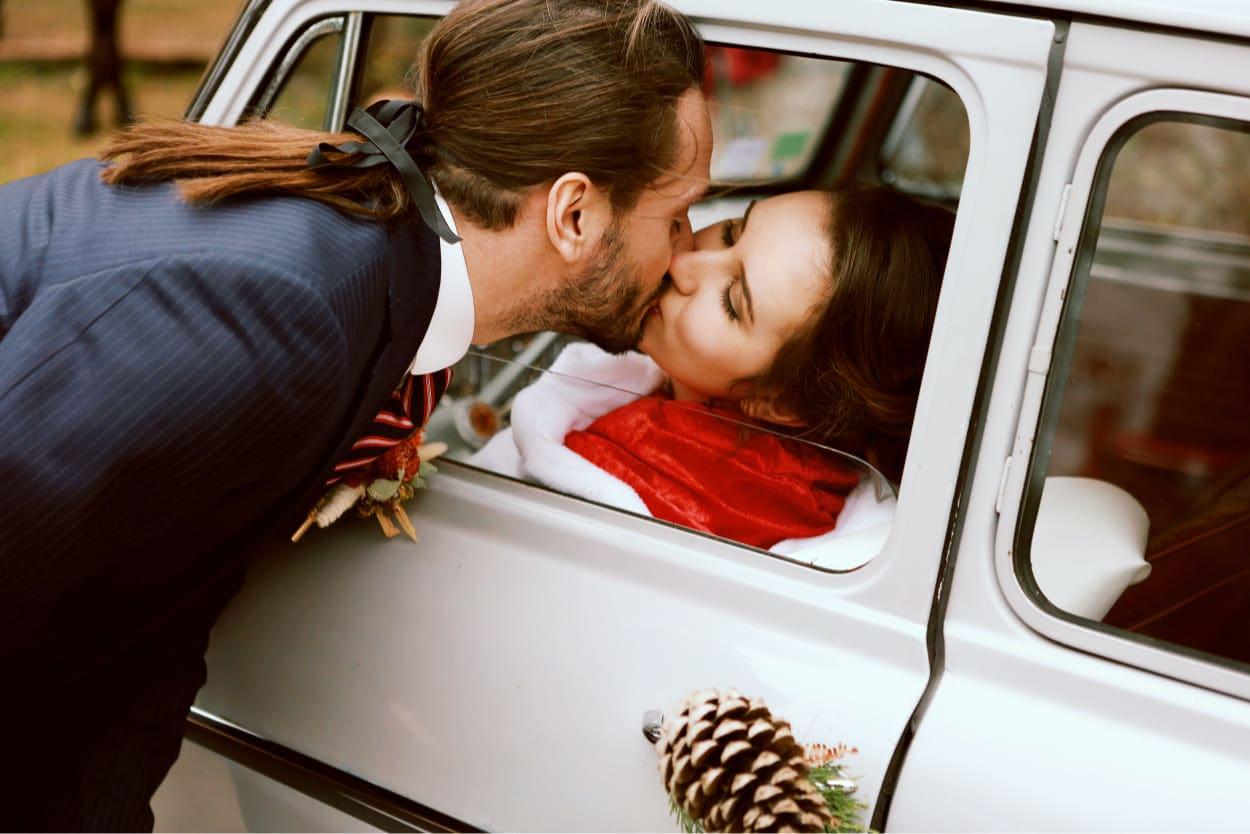 Un mariage magique et écologique ?   Mariage d'hiver à Poudlard !