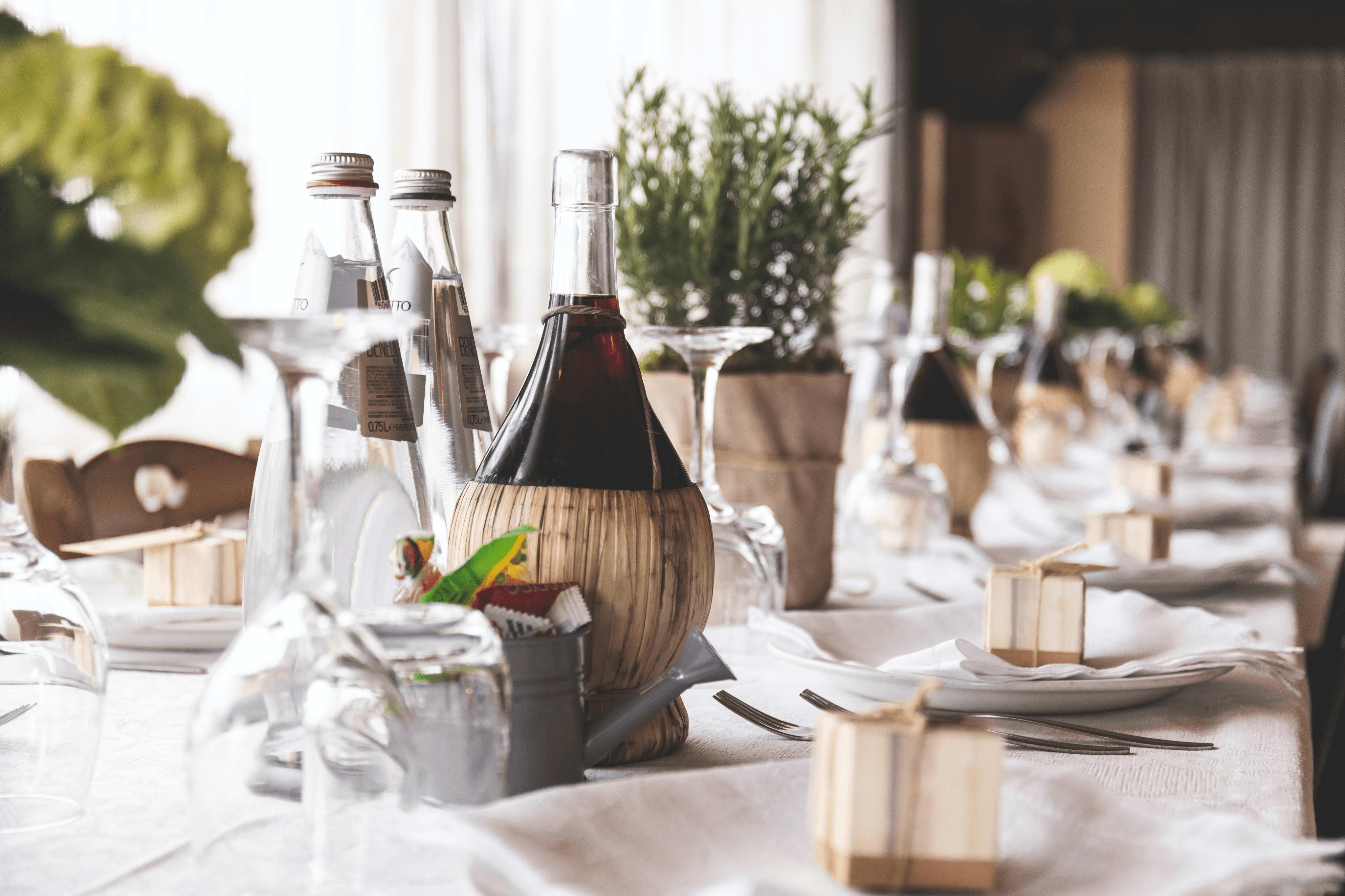 Opter pour le vin biodynamique pour son mariage