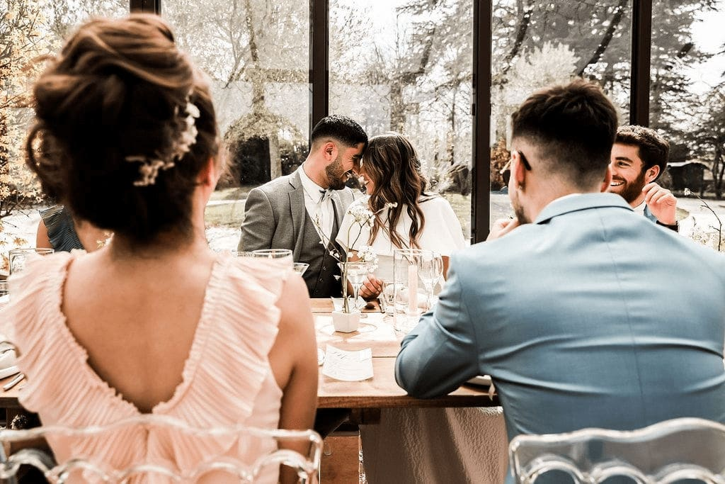 Shooting d'inspiration – mariage de printemps