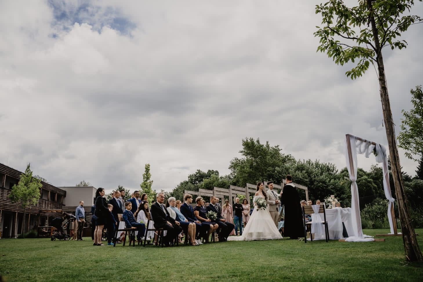 Comment organiser un mariage en plein air