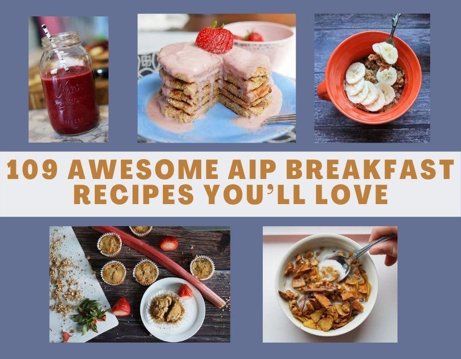 aip breakfasts