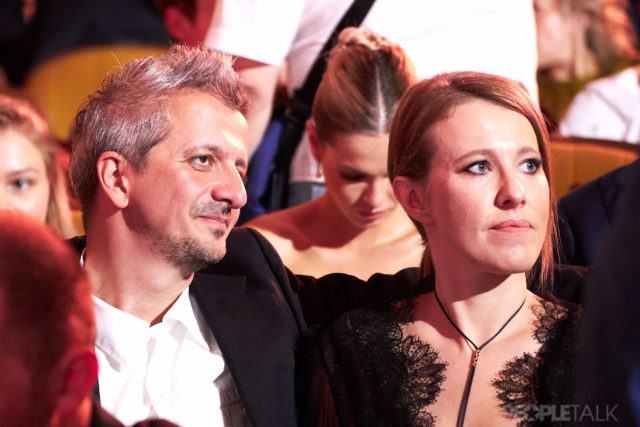 Константин Богомолов дал интервью Ксении Собчак!