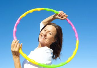 Exercise Helps With Menopause Symptoms