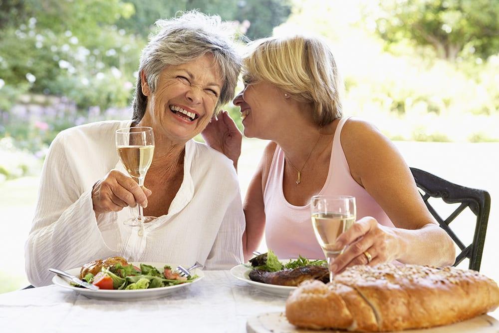 Women Sharing Advise