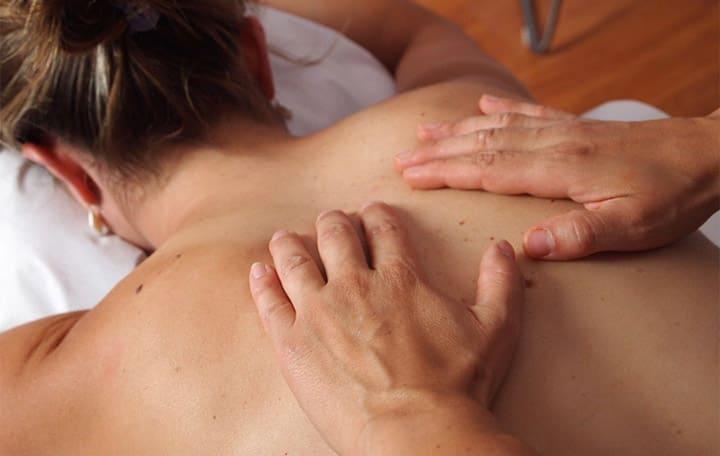 Woman Massage Therapy