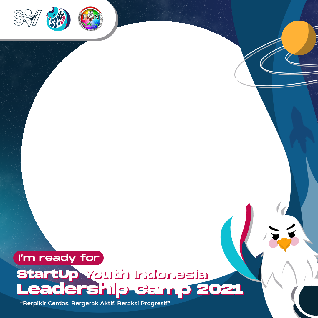 Download Twibbon StartUp Youth Indonesia Leadership Camp 2021 Terbaru buatan StartUp Youth Indonesia