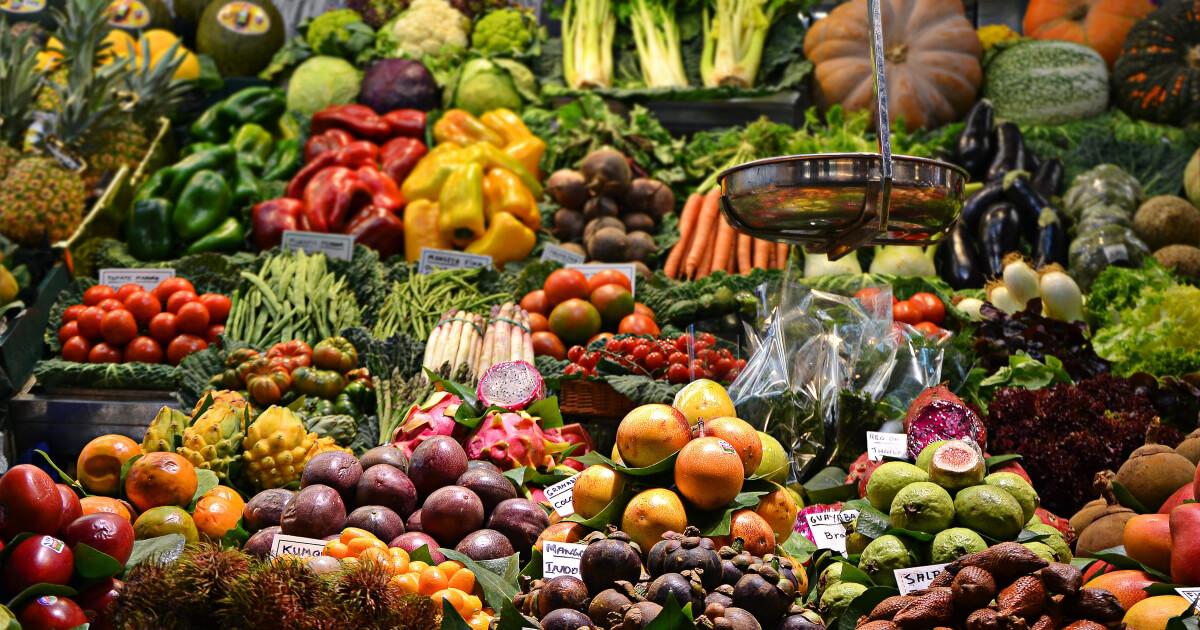 Fotografía de Fruta y verdura
