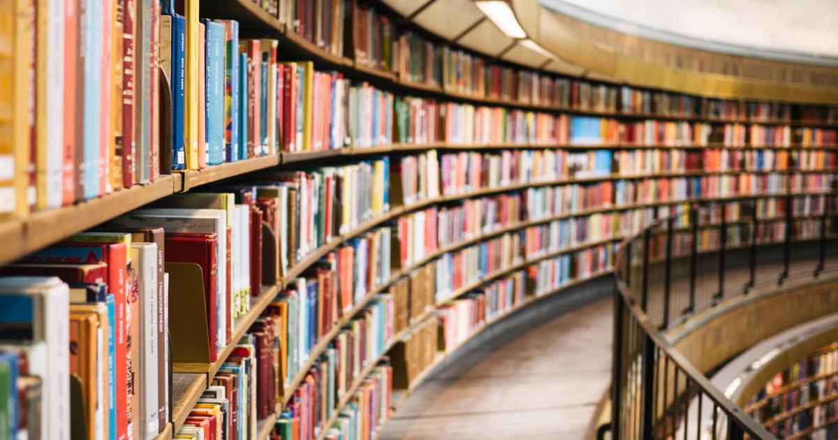 Fotografía de Librería