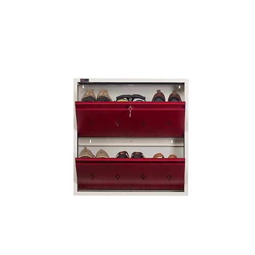 All New 6 Pair Shoe Rack Maroon | Premium Matte Finish
