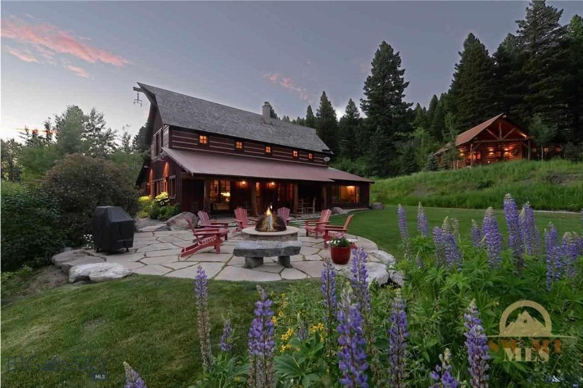 100 Cottonwood Ranch Trail Bozeman