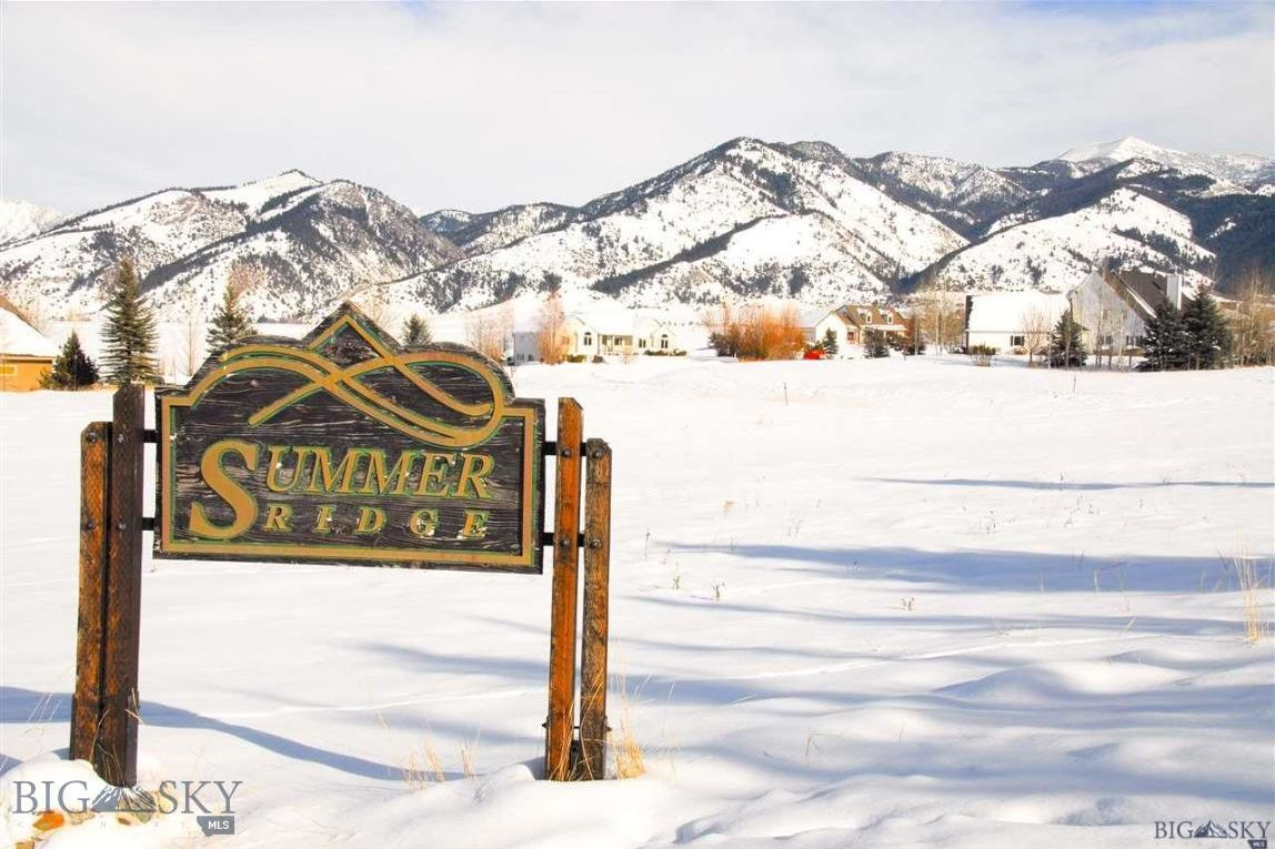 Lot-17 Summer Ridge Bozeman
