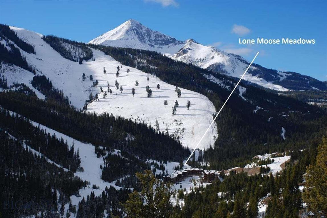 103 Lone Moose Drive Big Sky